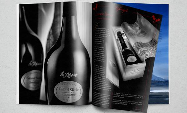 diseño y maquetacion de revistas